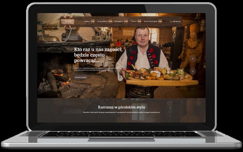 www.starakarczmaszczyrk.pl